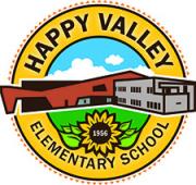 Happy Valley Elementary School Logo